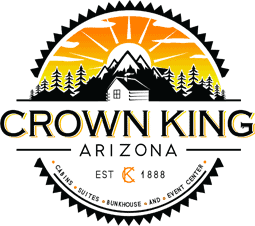 Crown King Cabins, Suites, and Bunkhouse Logo